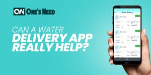 Can A Water Delivery App Really Help?