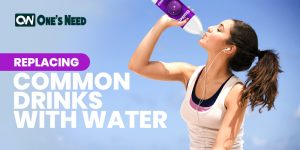 Replacing Common Drinks with Water