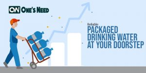 Reliable Packaged Drinking Water at your Doorstep