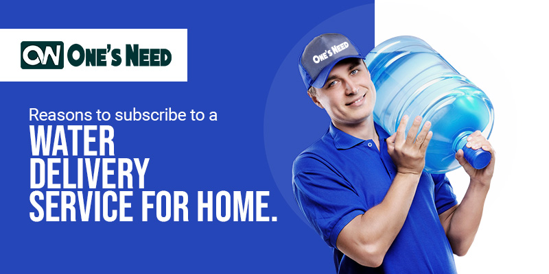Reasons to Subscribe to a Water Delivery Service for Home