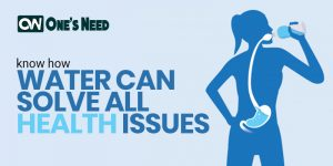Know How Water Can Solve All Health Issues